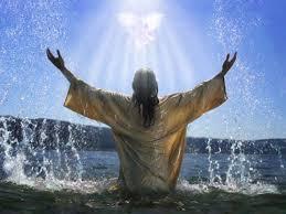 chrzest w duchu św
