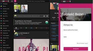 Powstała platforma social media dla osób wierzących Agappe.pl | Donald.pl